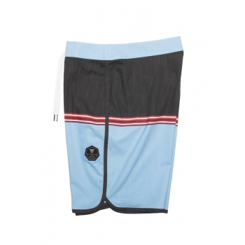 "VISSLA BOARDSHORT DREDGES 20"" COOL BLUE"